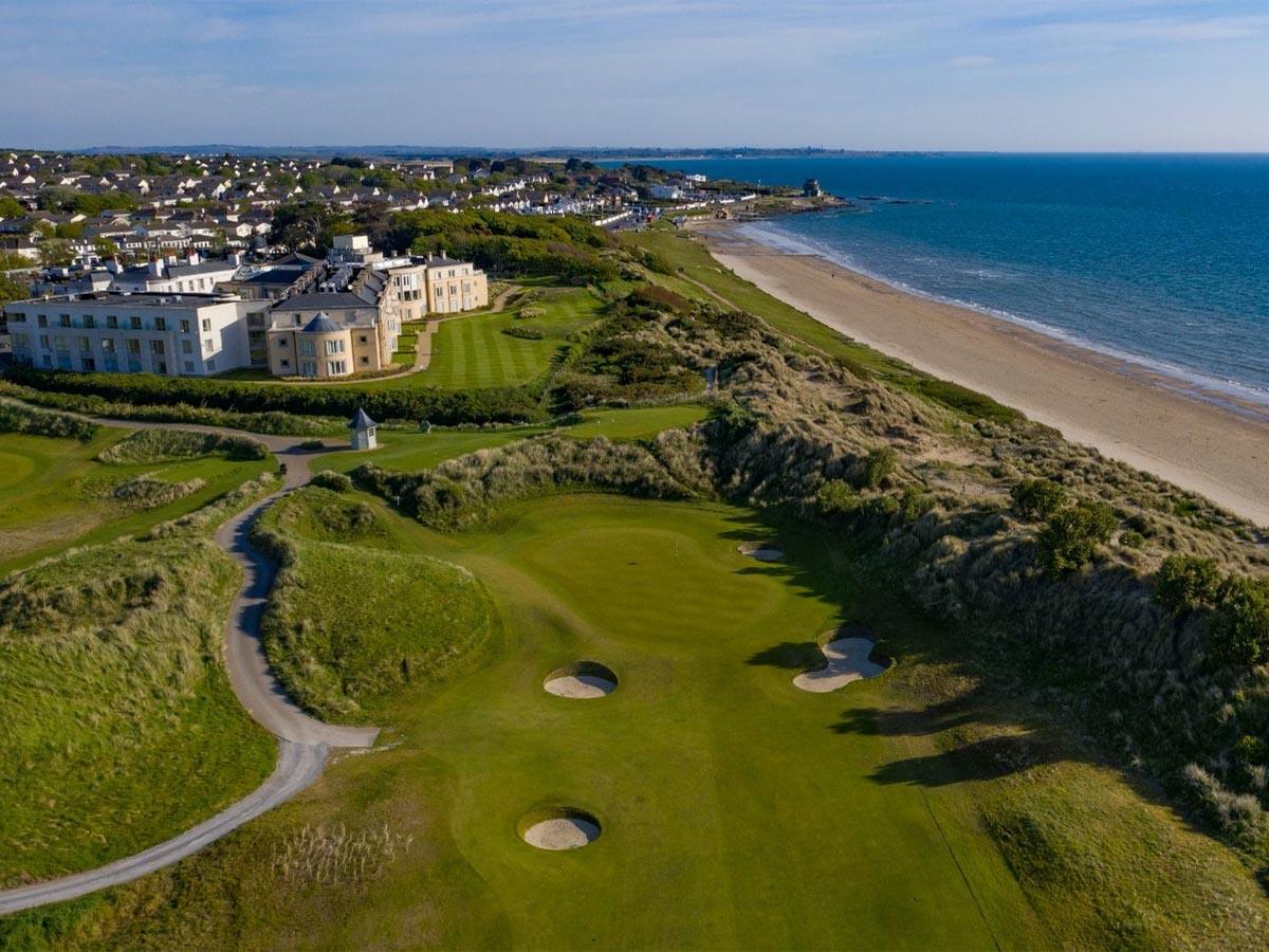 golf courses ireland