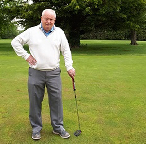 Book a golf holiday with Freddy today
