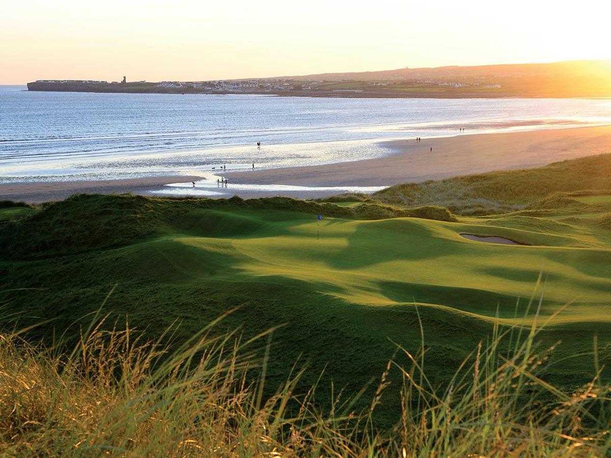 golfing holidays in ireland
