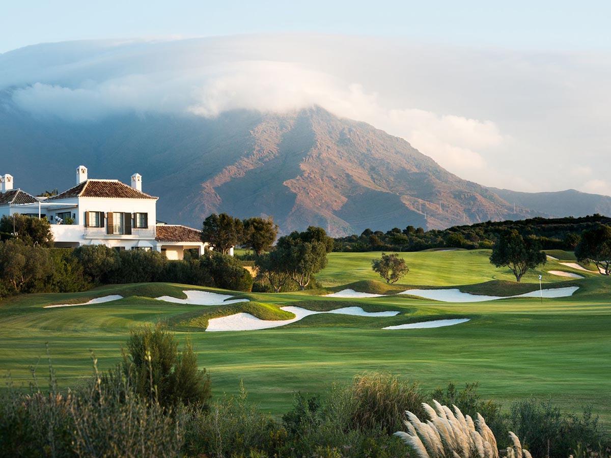 Finca Cortesin Spain - golf holiday