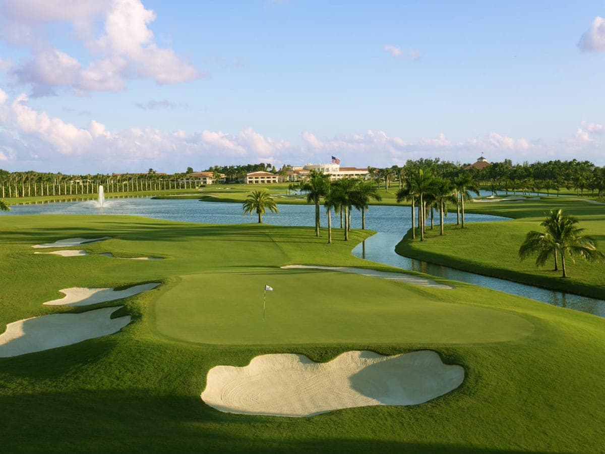golf holidays USA