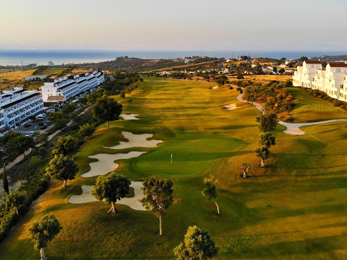 book a golf holiday in spain