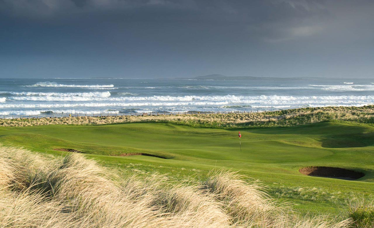 strand hill golf club ireland