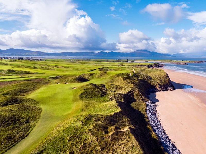 ireland offers the complete package for golf enthusiasts
