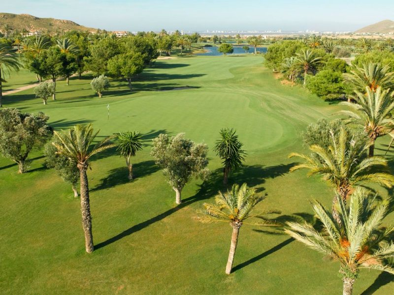 choose Spain for a different golfing experience