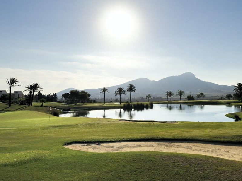 Spain's top golfing destinations