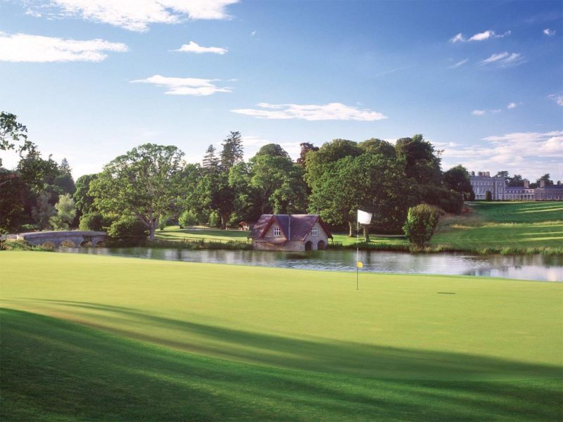 play at a number of different courses