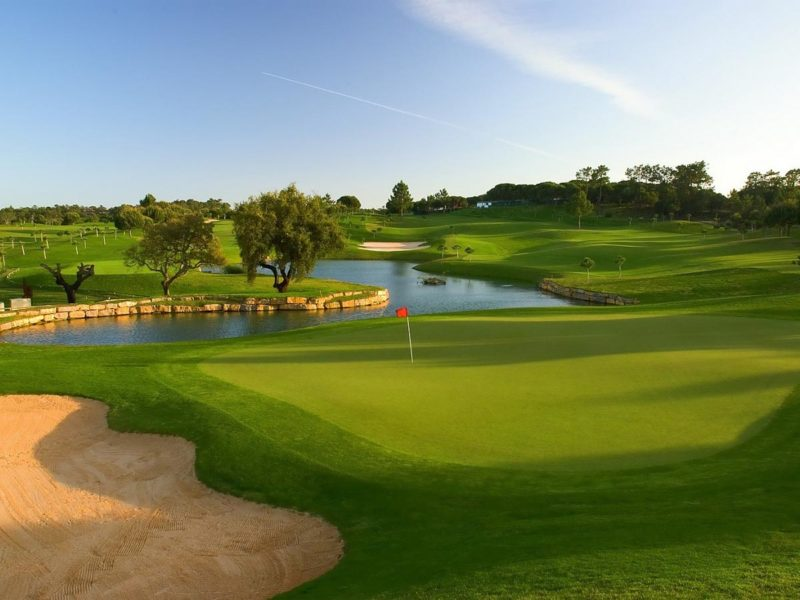 head to Portugal for a mid-winter golf holiday