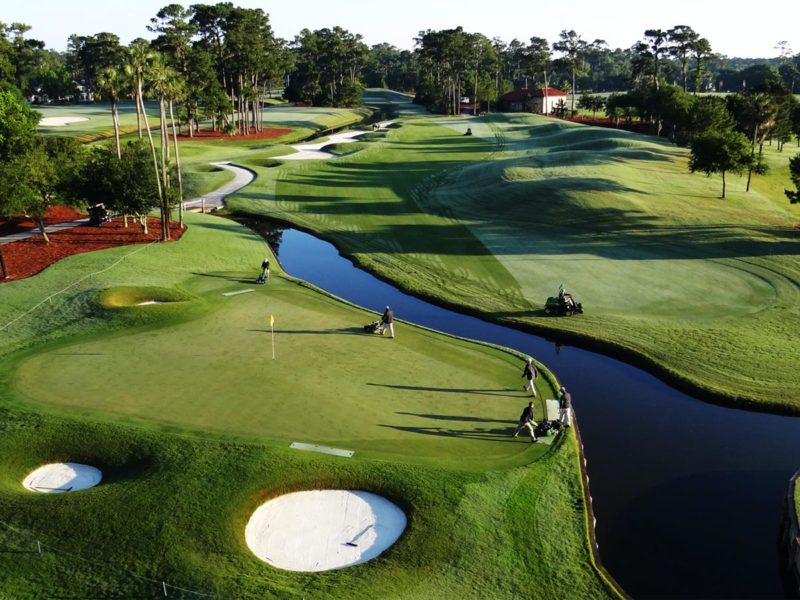 planning to go to Florida for a golf holiday