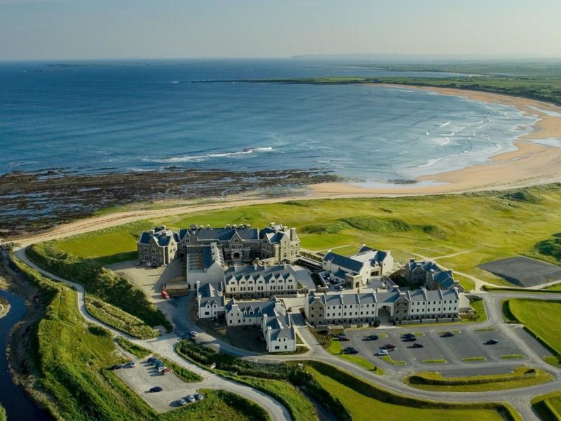 book a golf break in ireland