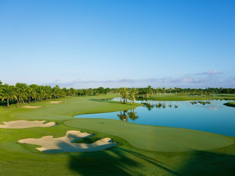 world-famous golf courses Miami USA